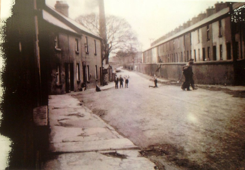 Back in the Day! Darkley PS in the 1930's.